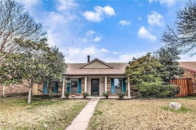 Grand Prairie Single Family Home For Sale