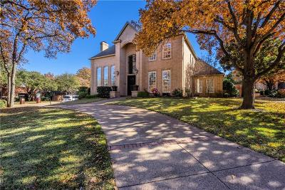 Colleyville Single Family Home For Sale: 5305 Cottonwood Court