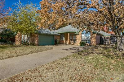 North Richland Hills Single Family Home Active Option Contract: 7121 Gregg Court