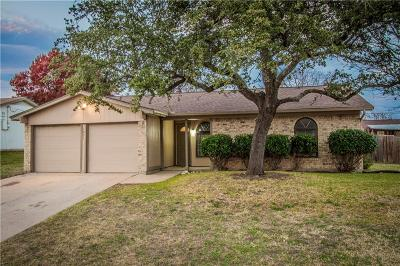 Benbrook Single Family Home Active Option Contract: 1421 Augusta Road