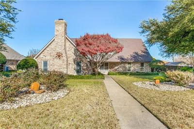 Duncanville Single Family Home Active Option Contract: 1325 Green Hills Court