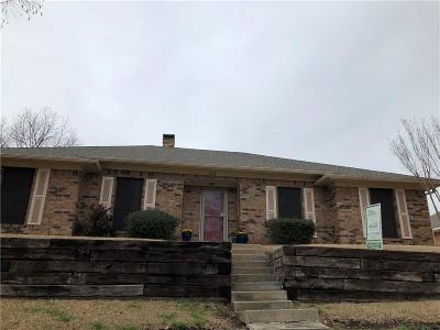 Garland Single Family Home For Sale: 514 Glen Canyon Drive