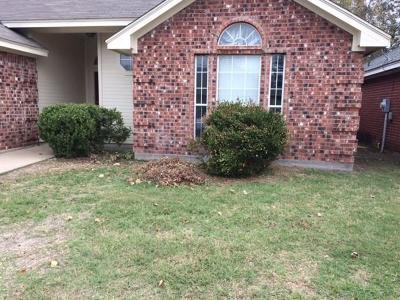 Stephenville TX Single Family Home For Sale: $152,000