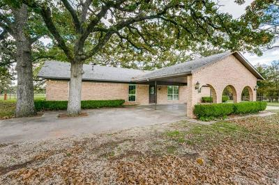 Seagoville Single Family Home For Sale: 550 Shepherd Road