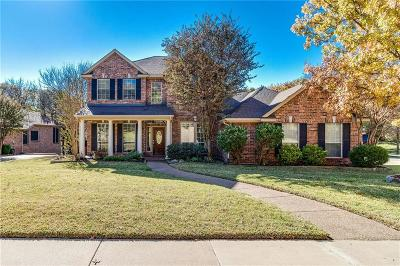 Corinth Single Family Home For Sale: 1904 Whitehall Drive