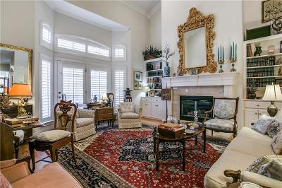 Highland Park, University Park Townhouse For Sale: 4228 Lomo Alto Court