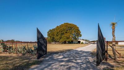 Millsap Farm & Ranch For Sale: 1000 Doss Road