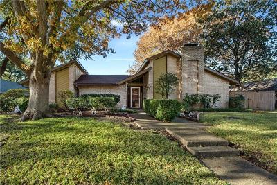 Plano Single Family Home For Sale: 5005 Crooked Lane