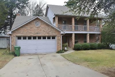 Grapevine Residential Lease For Lease: 2409 Whitney Lane