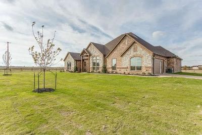 Johnson County Single Family Home Active Kick Out: 8063 Cr 105