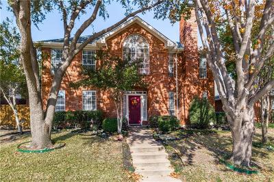 Denton County Single Family Home Active Option Contract: 1115 Emily Lane