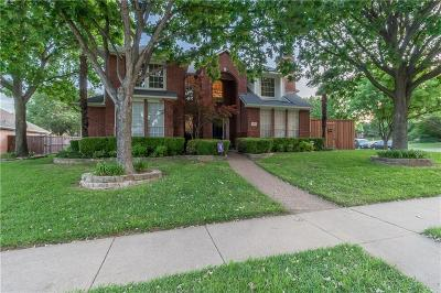 Coppell Single Family Home For Sale: 915 Mallard Drive