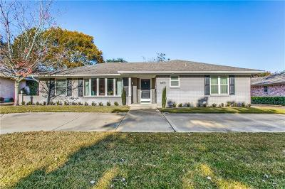 Dallas Single Family Home For Sale: 6329 Annapolis Lane