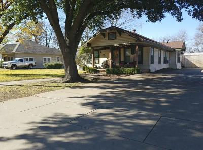 Forney Single Family Home For Sale: 312 Border Street