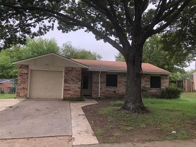 Duncanville Single Family Home For Sale: 1142 Vail Drive
