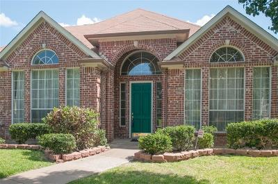 Richardson Single Family Home For Sale: 612 Ashfield