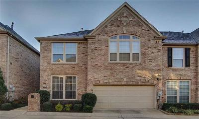 Colleyville Townhouse For Sale: 3935 Spring Garden Drive
