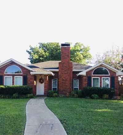 Wylie Single Family Home For Sale: 419 W Oak Street