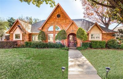 Carrollton Single Family Home Active Option Contract: 2530 Briardale Drive