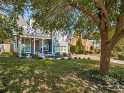 Fort Worth Single Family Home For Sale: 3576 W 4th Street