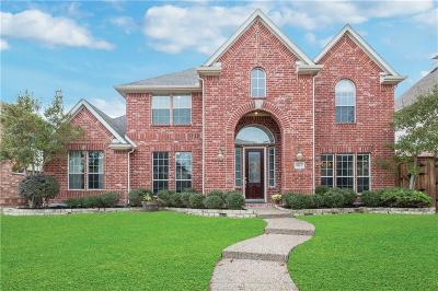 Allen Single Family Home For Sale: 1113 Bridgeway Lane