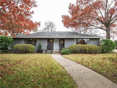 Dallas Single Family Home For Sale: 705 Parkhurst Drive