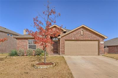 Burleson Single Family Home For Sale: 343 Pin Cushion Trail