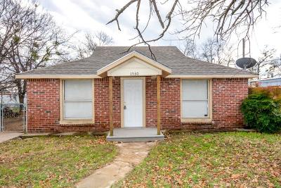 Stephenville Single Family Home For Sale: 1530 W Long Street