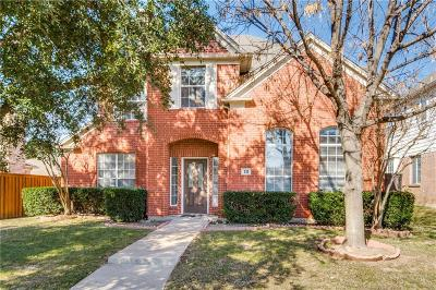 Irving Single Family Home For Sale: 211 Howley Court