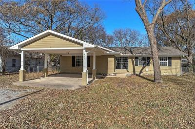 Van Alstyne Single Family Home For Sale: 470 W Marshall Street