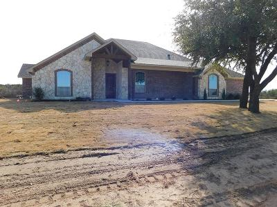 Erath County Single Family Home For Sale: 9875 Cr 179