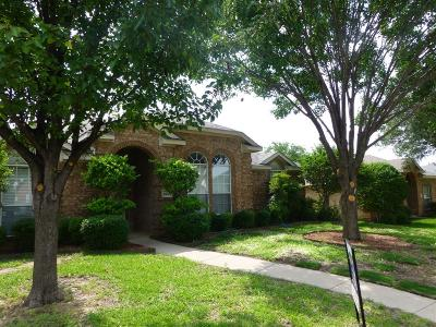 Frisco Single Family Home For Sale: 8200 Stern Street