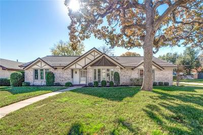 Hurst Single Family Home Active Option Contract: 345 W Louella Drive