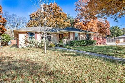 Single Family Home Active Option Contract: 9735 Shadydale Lane