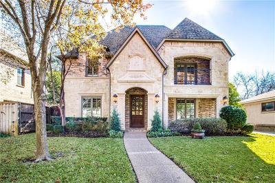 Dallas County Single Family Home For Sale: 6622 Ellsworth Avenue