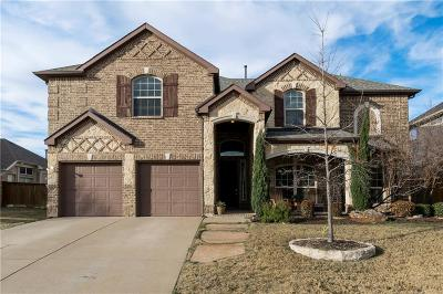 Grand Prairie Single Family Home Active Contingent: 2920 Lavanda