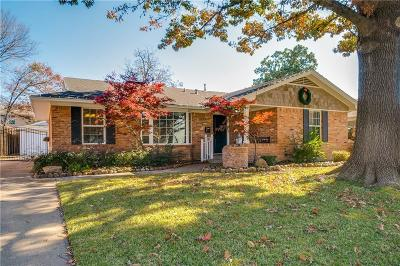 Single Family Home For Sale: 9250 Highridge Drive