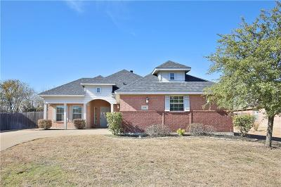 Midlothian Single Family Home For Sale: 929 Willow Crest Drive