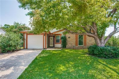 The Colony Single Family Home For Sale: 4201 Malone Avenue