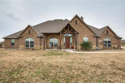 Denton County Single Family Home For Sale: 25459 Dove Hollow Drive