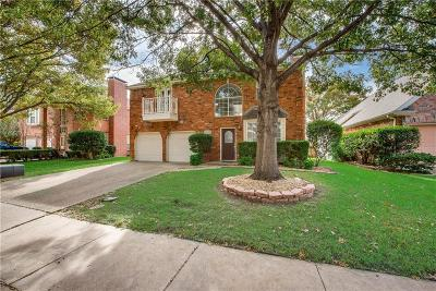 Addison Single Family Home For Sale: 14653 Waterview Circle