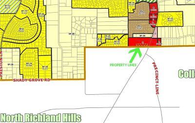 Keller Commercial Lots & Land For Sale: 8701 Davis Boulevard