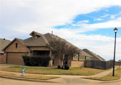 Crowley Single Family Home For Sale: 616 Minkel Drive