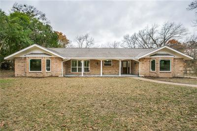 Desoto Single Family Home Active Option Contract: 305 Pecan Drive