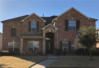 Frisco Single Family Home For Sale: 12963 Whistling Straits Lane