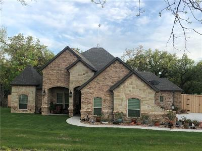 Springtown Single Family Home For Sale: 2631 J E Woody Road