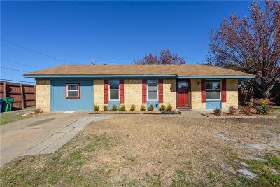 Sanger Single Family Home Active Option Contract: 107 Southland Drive