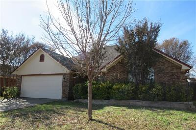 North Richland Hills Residential Lease For Lease: 6841 Hadley Drive