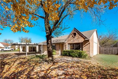 Forney Single Family Home Active Option Contract: 426 Redbud Drive