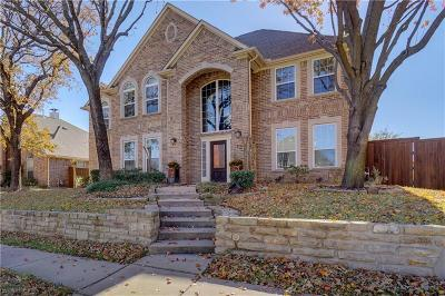 Coppell Single Family Home For Sale: 417 Forest Ridge Drive